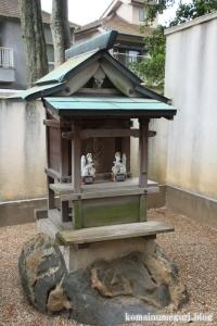 春日神社(桜井市戒重)12