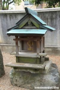 春日神社(桜井市戒重)14