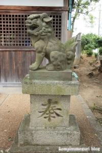 春日神社(桜井市戒重)17