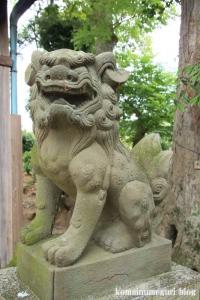 春日神社(桜井市戒重)18
