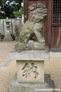 春日神社(桜井市戒重)21
