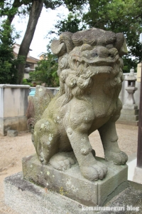 春日神社(桜井市戒重)22