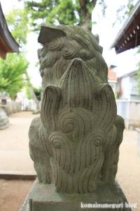 春日神社(桜井市戒重)20