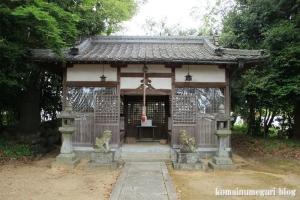 八阪神社(桜井市東新堂)7