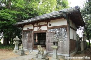八阪神社(桜井市東新堂)8