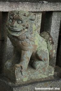 八阪神社(桜井市東新堂)3