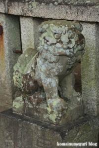 八阪神社(桜井市東新堂)4