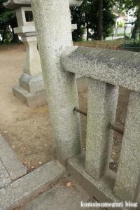 八阪神社(桜井市東新堂)6