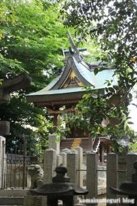 八阪神社(桜井市東新堂)9