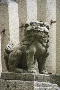 八阪神社(桜井市東新堂)10