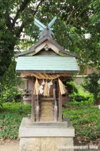 八阪神社(桜井市東新堂)22