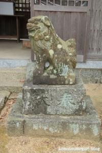 八阪神社(桜井市東新堂)12