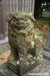 八阪神社(桜井市東新堂)13