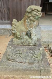 八阪神社(桜井市東新堂)16
