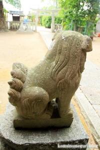 八阪神社(桜井市東新堂)14