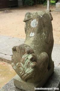 八阪神社(桜井市東新堂)15