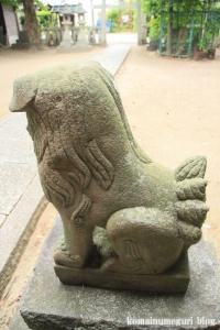 八阪神社(桜井市東新堂)18