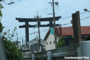 大神(おおみわ)神社(桜井市三輪)5