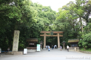 大神(おおみわ)神社(桜井市三輪)6