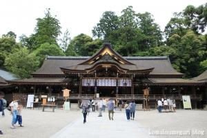 大神(おおみわ)神社(桜井市三輪)20