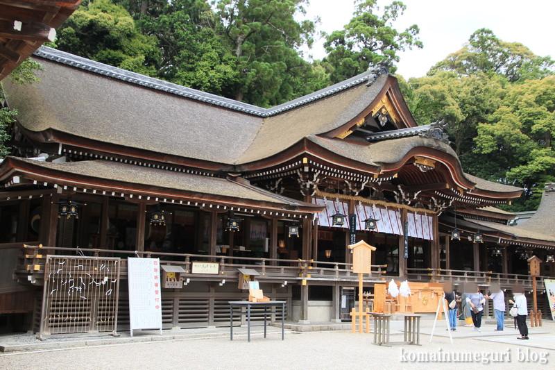 大神(おおみわ)神社(桜井市三輪)31