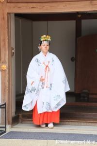 大神(おおみわ)神社(桜井市三輪)35