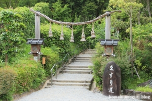 大神(おおみわ)神社(桜井市三輪)38