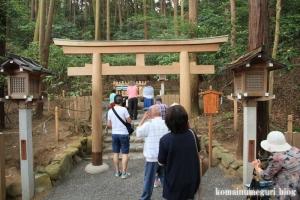 大神(おおみわ)神社(桜井市三輪)39