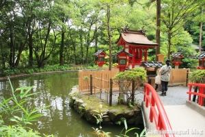 大神(おおみわ)神社(桜井市三輪)47