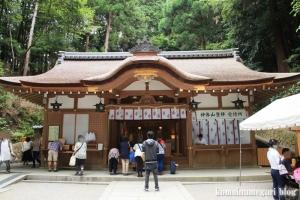 大神(おおみわ)神社(桜井市三輪)53