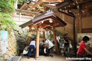 大神(おおみわ)神社(桜井市三輪)56