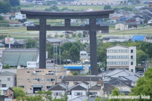 大神(おおみわ)神社(桜井市三輪)57