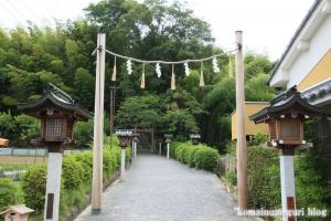 大神(おおみわ)神社(桜井市三輪)70