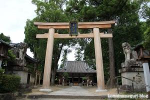 大神(おおみわ)神社(桜井市三輪)73
