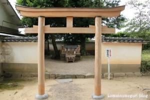 大神(おおみわ)神社(桜井市三輪)78