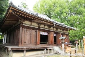 大神(おおみわ)神社(桜井市三輪)83