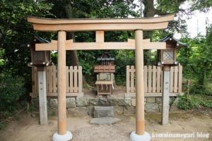 大神(おおみわ)神社(桜井市三輪)87