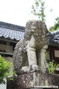大神(おおみわ)神社(桜井市三輪)75
