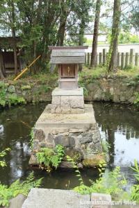 国津神社(桜井市箸中)5