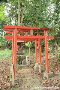 国津神社(桜井市箸中)20