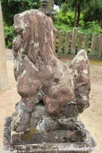 国津神社(桜井市箸中)12