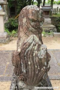 国津神社(桜井市箸中)14