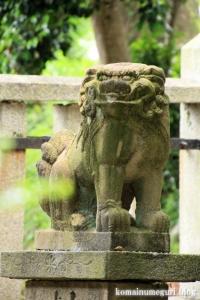 国津神社(桜井市箸中)22