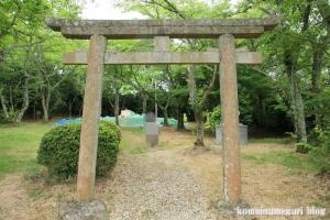 相撲神社(桜井市穴師)3
