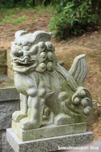 相撲神社(桜井市穴師)8