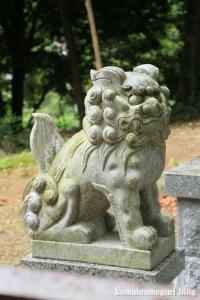 相撲神社(桜井市穴師)9