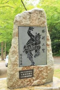 相撲神社(桜井市穴師)11