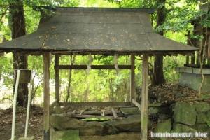 大兵主(だいひょうず)神社(桜井市穴師)6