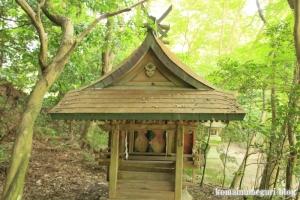 大兵主(だいひょうず)神社(桜井市穴師)11