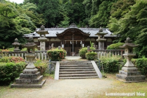 大兵主(だいひょうず)神社(桜井市穴師)13